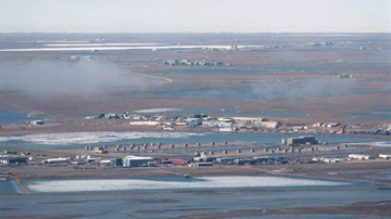 Prudhoe Bay area