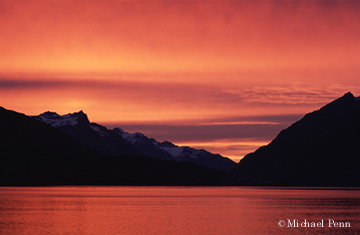 Haines Sunset
